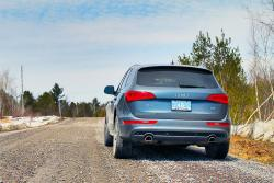 Test Drive: 2014 Audi Q5 TDI car test drives luxury cars audi