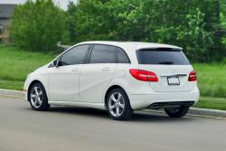 Test Drive: 2014 Mercedes Benz B 250 luxury cars mercedes benz car test drives