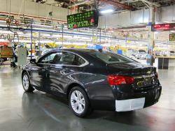 First Drive: 2014 Chevrolet Impala made in canada first drives chevrolet