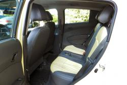 2014 Chevrolet Spark rear seats