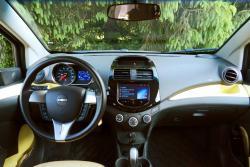 2014 Chevrolet Spark dashboard