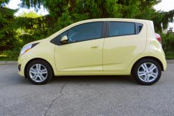 Test Drive: 2014 Chevrolet Spark car test drives chevrolet