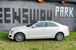 Test Drive: 2014 Cadillac ATS car test drives cadillac