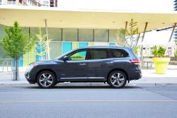 Test Drive: 2014 Nissan Pathfinder Hybrid car test drives nissan hybrids