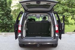 2014 Chrysler Town & Country cargo area