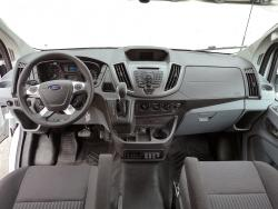 2014 Ford Transit dashboard