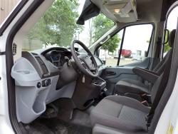 2014 Ford Transit seating