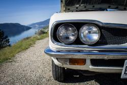 1972 Honda 1300 Coupe 7 headlight