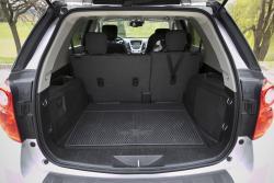 2014 Chevrolet Equinox cargo area