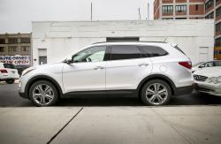 Road Trip: 2014 Hyundai Santa Fe XL to New York City travel car test drives hyundai