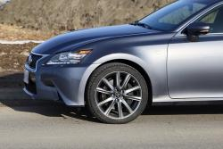 2014 Lexus GS 350 AWD F Sport wheel