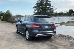 Test Drive: 2014 Mercedes Benz ML 350 Bluetec car test drives mercedes benz luxury cars