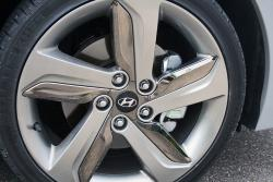 2014 Hyundai Veloster Turbo wheel