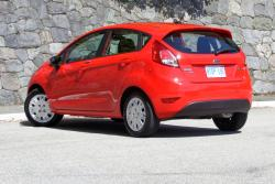 Test Drive: 2014 Ford Fiesta SE 1.0L EcoBoost car test drives ford