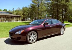 First Drive: 2014 Maserati Quattroporte S Q4 maserati luxury cars first drives