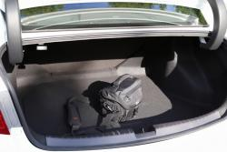 2014 Acura ILX 2.0 Tech trunk
