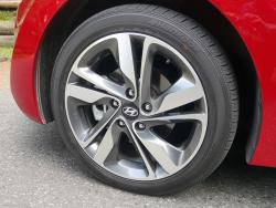 2014 Hyundai Elantra Limited wheel