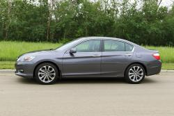 Test Drive: 2014 Honda Accord Sport manual transmission car test drives honda