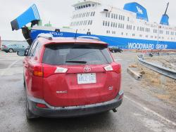 Road Trip: 2014 Toyota RAV4 to Red Bay, Labrador travel toyota car test drives