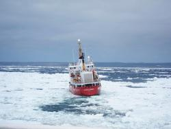 Canadian Coast Guard icebreaker