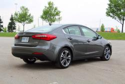 Test Drive: 2014 Kia Forte car test drives reviews kia