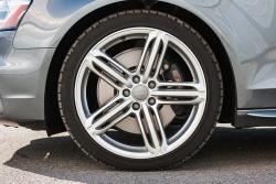 2014 Audi S4 Technik wheel