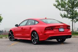 2014 Audi RS7 Bang & Olufsen audio