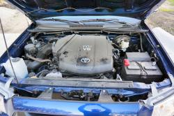 2014 Toyota Tacoma 4x4 SR5 TRD engine bay