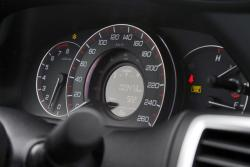 2014 Honda Accord Coupe EX-L V6 Navi gauges