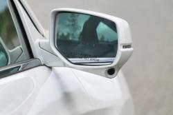 2014 Honda Accord Coupe EX-L V6 Navi side mirror