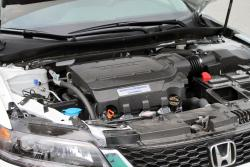 2014 Honda Accord Coupe EX-L V6 Navi engine bay