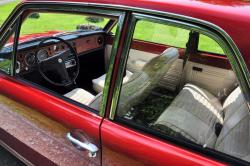 1969 Ford Cortina GT cabin