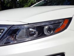 2014 Kia Optima Hybrid headlight