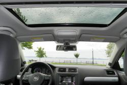 2014 Volkswagen Jetta Hybrid Highline sunroof
