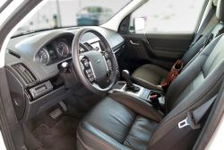 2014 Land Rover LR2 front seats