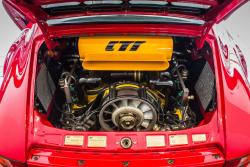 1990 Ruf CTR engine bay