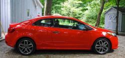 Test Drive: 2014 Kia Forte Koup SX AT Luxury car test drives kia