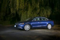 Test Drive: 2014 Volkswagen Passat 1.8T Highline volkswagen car test drives