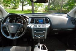 Test Drive: 2014 Nissan Murano car test drives nissan