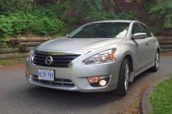 Test Drive: 2014 Nissan Altima 2.5 SV nissan car test drives
