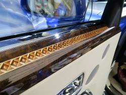 Rolls-Royce Phantom inlay trim