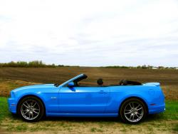 Test Drive: 2014 Ford Mustang GT Convertible ford car test drives
