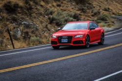 2014 Audi RS 7 to the Cascades