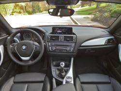 2014 BMW 228i dashboard