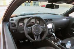2014 Dodge Challenger R/T Shaker dashboard