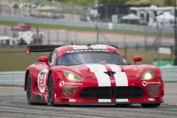 Lone Star Le Mans GTLM #93 Viper GTS-R Bomarito & Wittmer