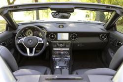 2014 Mercedes-Benz SLK 350 dashboard