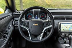 2015 Chevrolet Camaro SS Convertible driver's seat