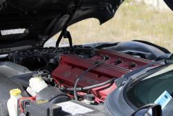 Dodge Viper engine bay