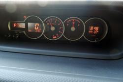 2014 Scion xB Release Series 10.0 gauges